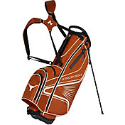 Team Effort Texas Longhorns Gridiron III Stand Bag