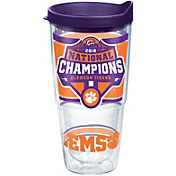Tervis 2018 National Champions Clemson Tigers 24oz. Tumbler