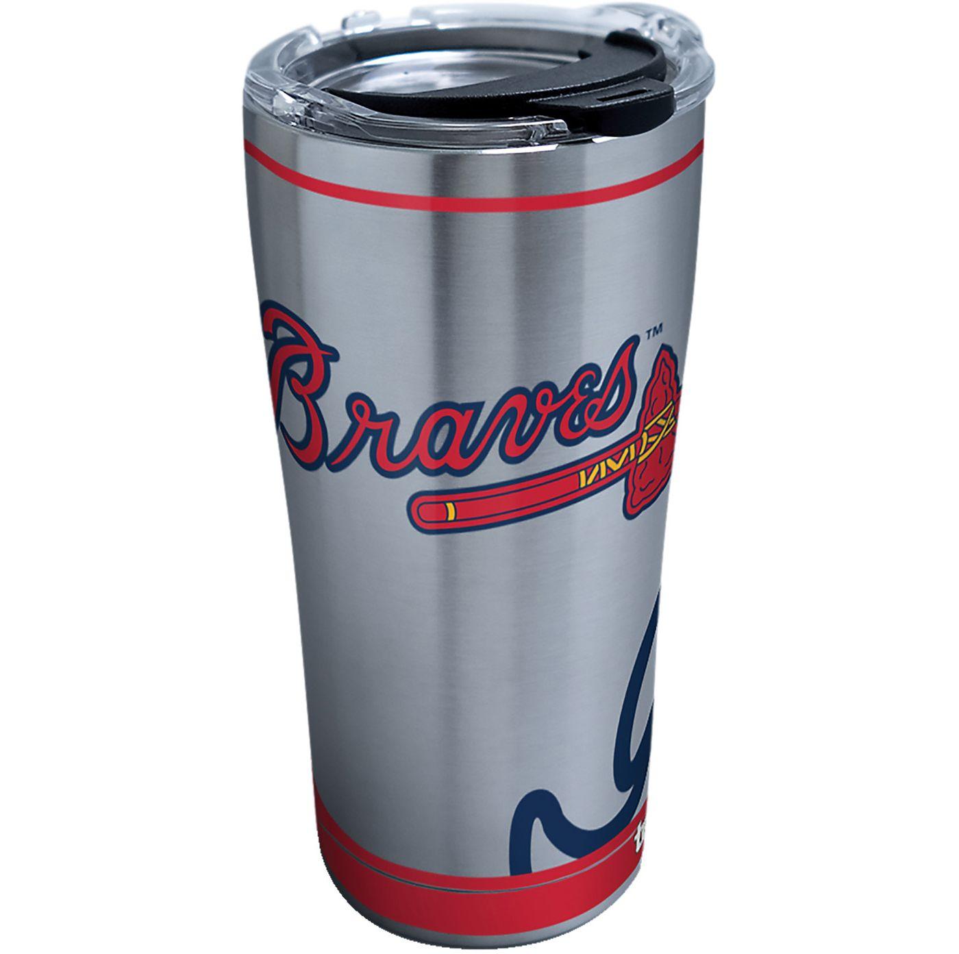 Tervis Atlanta Braves 20oz. Stainless Steel Tumbler