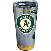 Tervis Oakland Athletics 20oz. Stainless Steel Tumbler