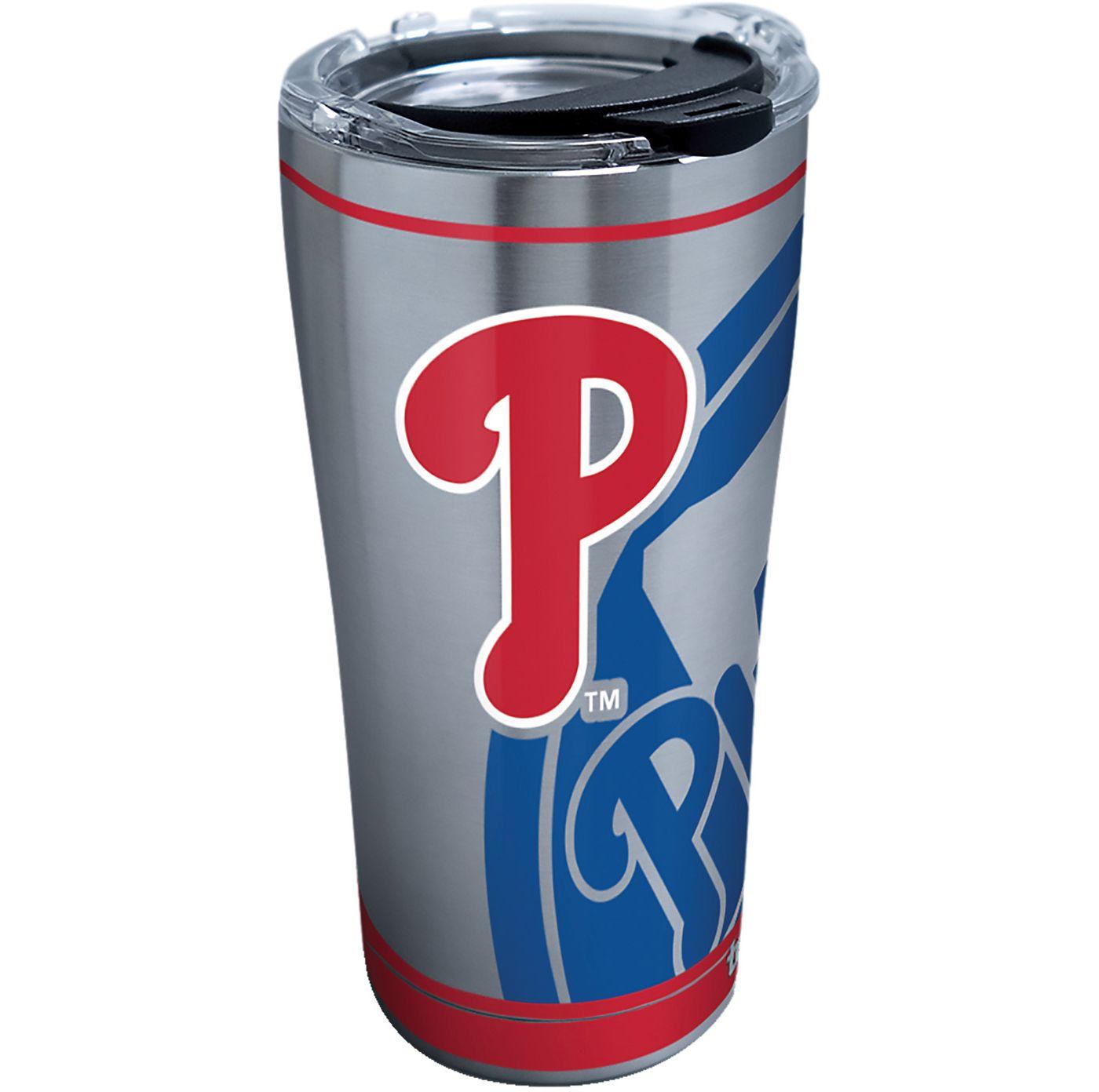 Tervis Philadelphia Phillies 20oz. Stainless Steel Tumbler