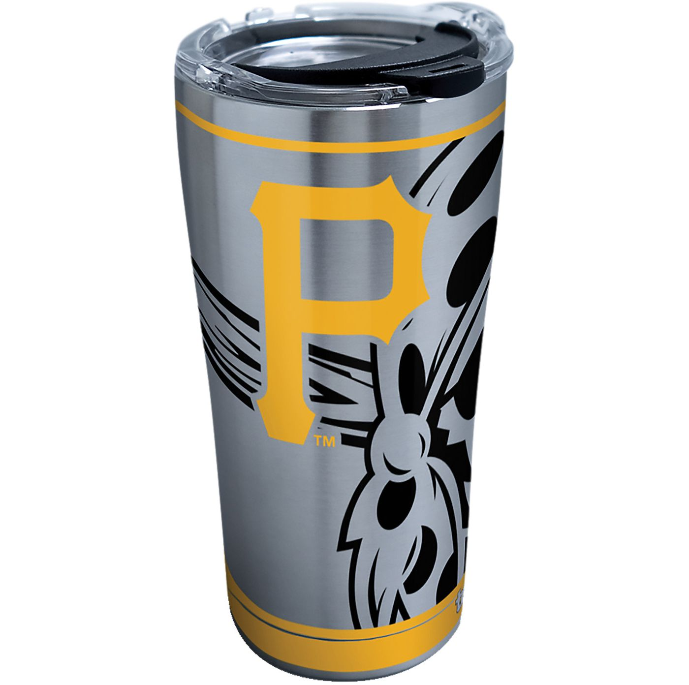 Tervis Pittsburgh Pirates 20oz. Stainless Steel Tumbler