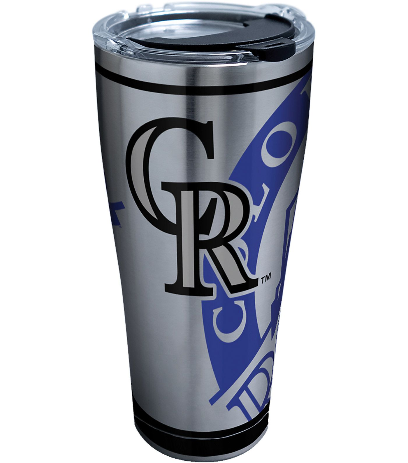 Tervis Colorado Rockies 30oz. Stainless Steel Tumbler