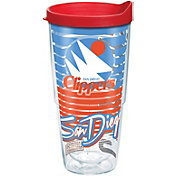 Tervis Los Angeles Clippers Old School 24oz. Tumbler