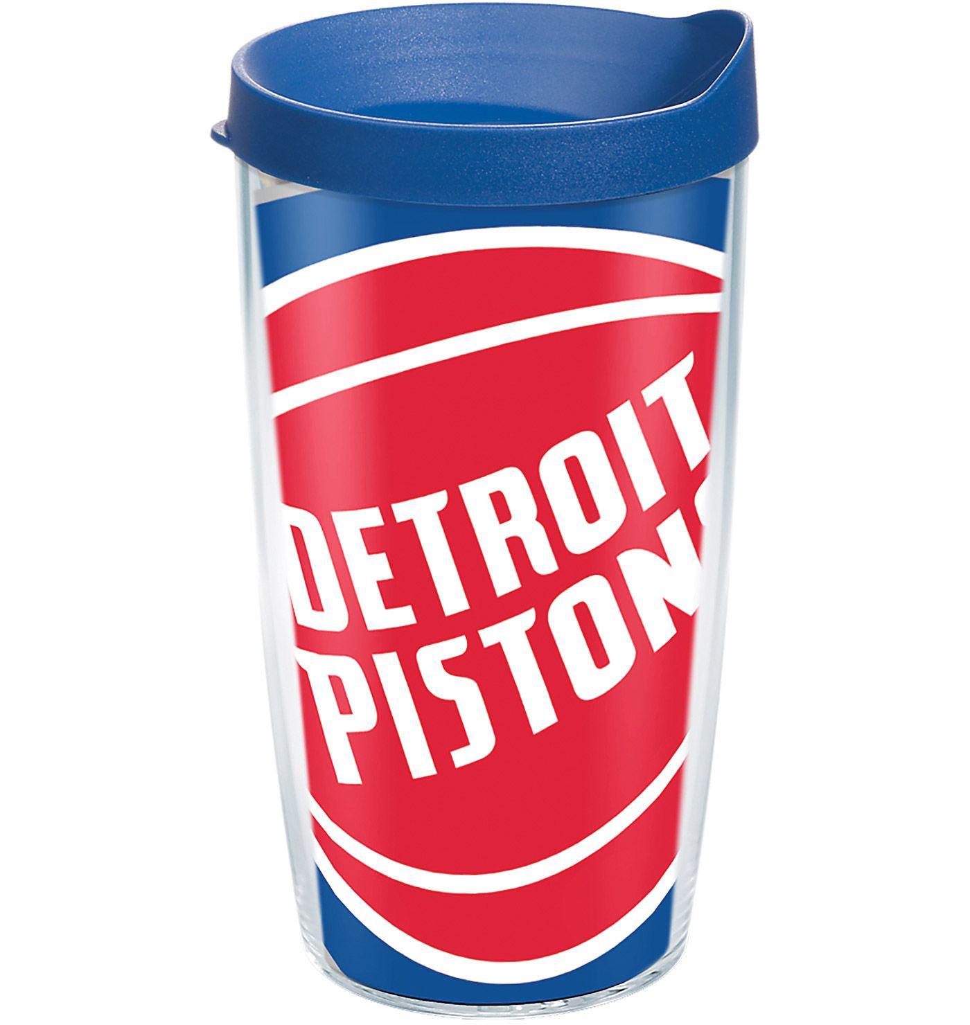 Tervis Detroit Pistons 16oz. Colossal Tumbler