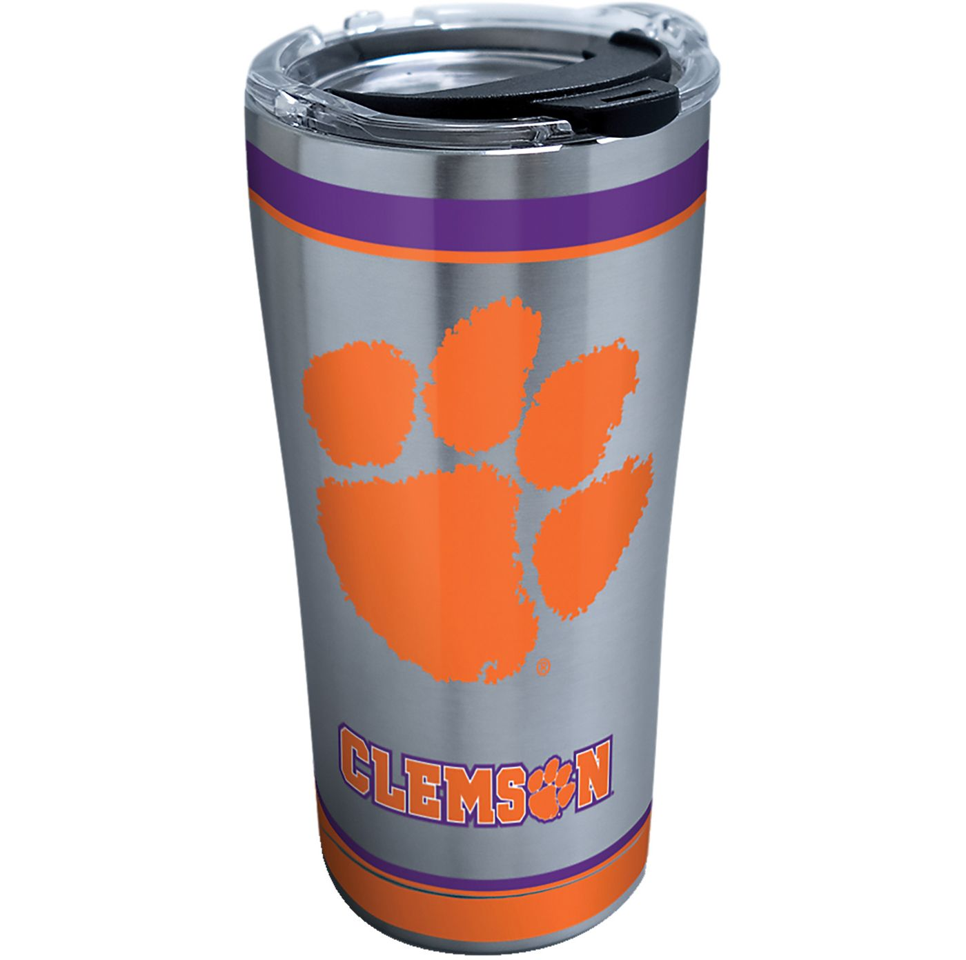 Tervis Clemson Tigers 20oz. Stainless Steel Tradition Tumbler