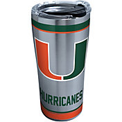 Tervis Miami Hurricanes 20oz. Stainless Steel Tradition Tumbler