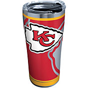 Tervis Kansas City Chiefs 20oz. Stainless Steel Rush Tumbler
