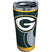 Tervis Green Bay Packers 20oz. Stainless Steel Rush Tumbler