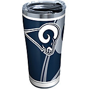 Tervis Los Angeles Rams 20oz. Stainless Steel Rush Tumbler