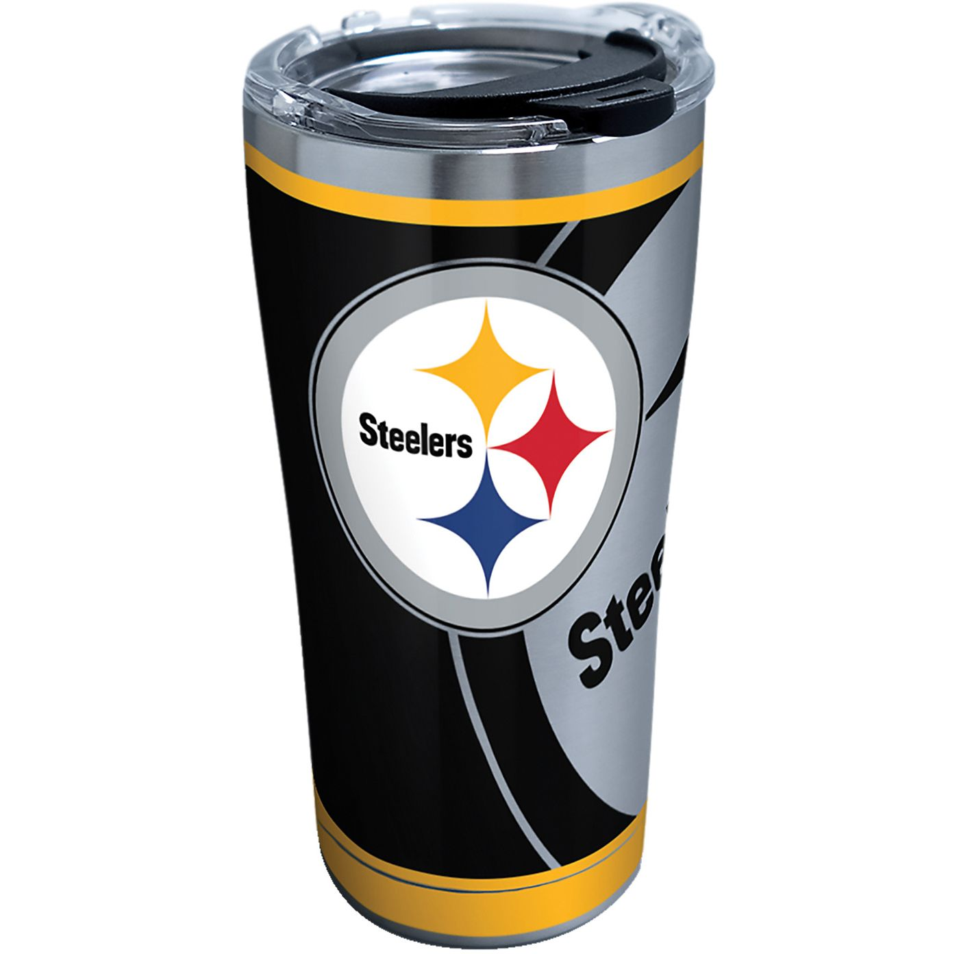 Tervis Pittsburgh Steelers 20oz. Stainless Steel Tumbler