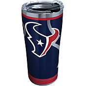 Tervis Houston Texans 20oz. Stainless Steel Rush Tumbler