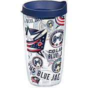 Tervis Columbus Blue Jackets All Over 16oz. Tumbler