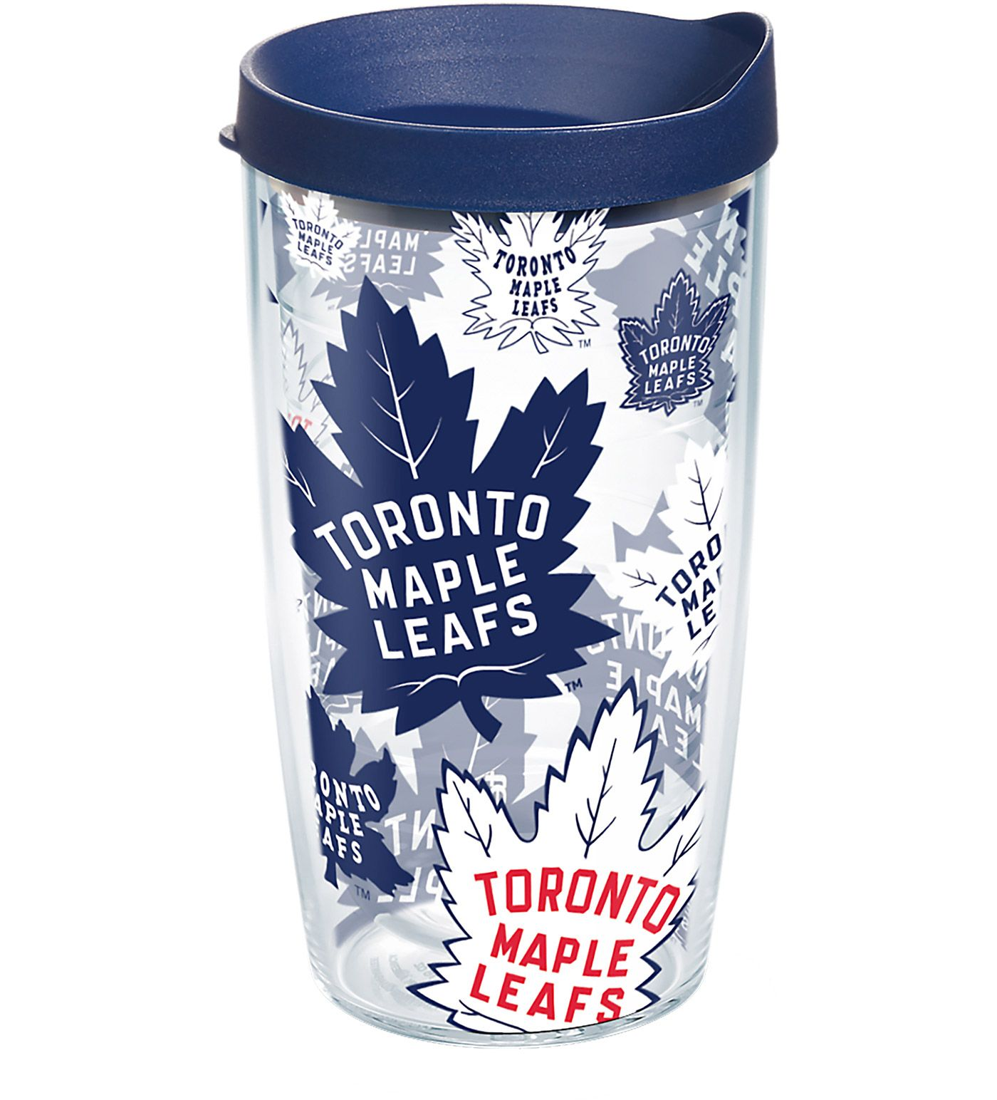 Tervis Toronto Maple Leafs All Over 16oz. Tumbler