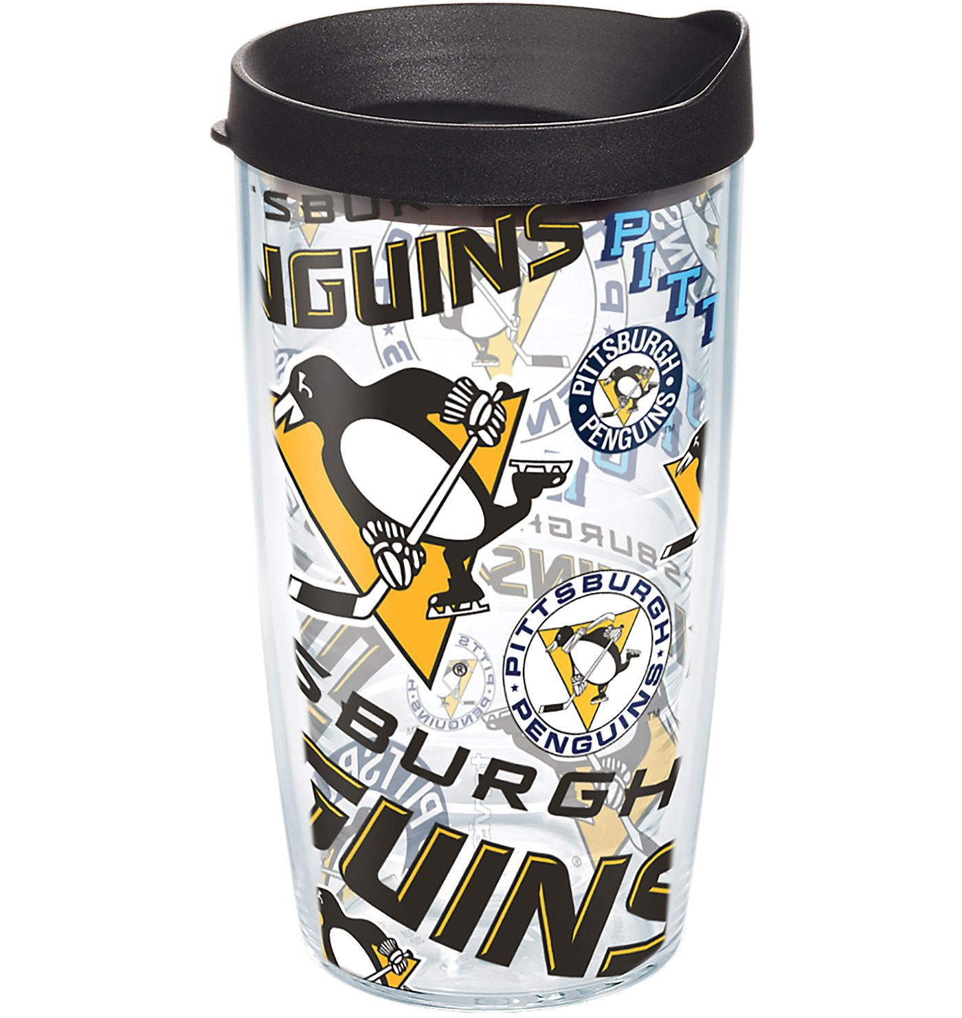 Tervis Pittsburgh Penguins All Over 16oz. Tumbler