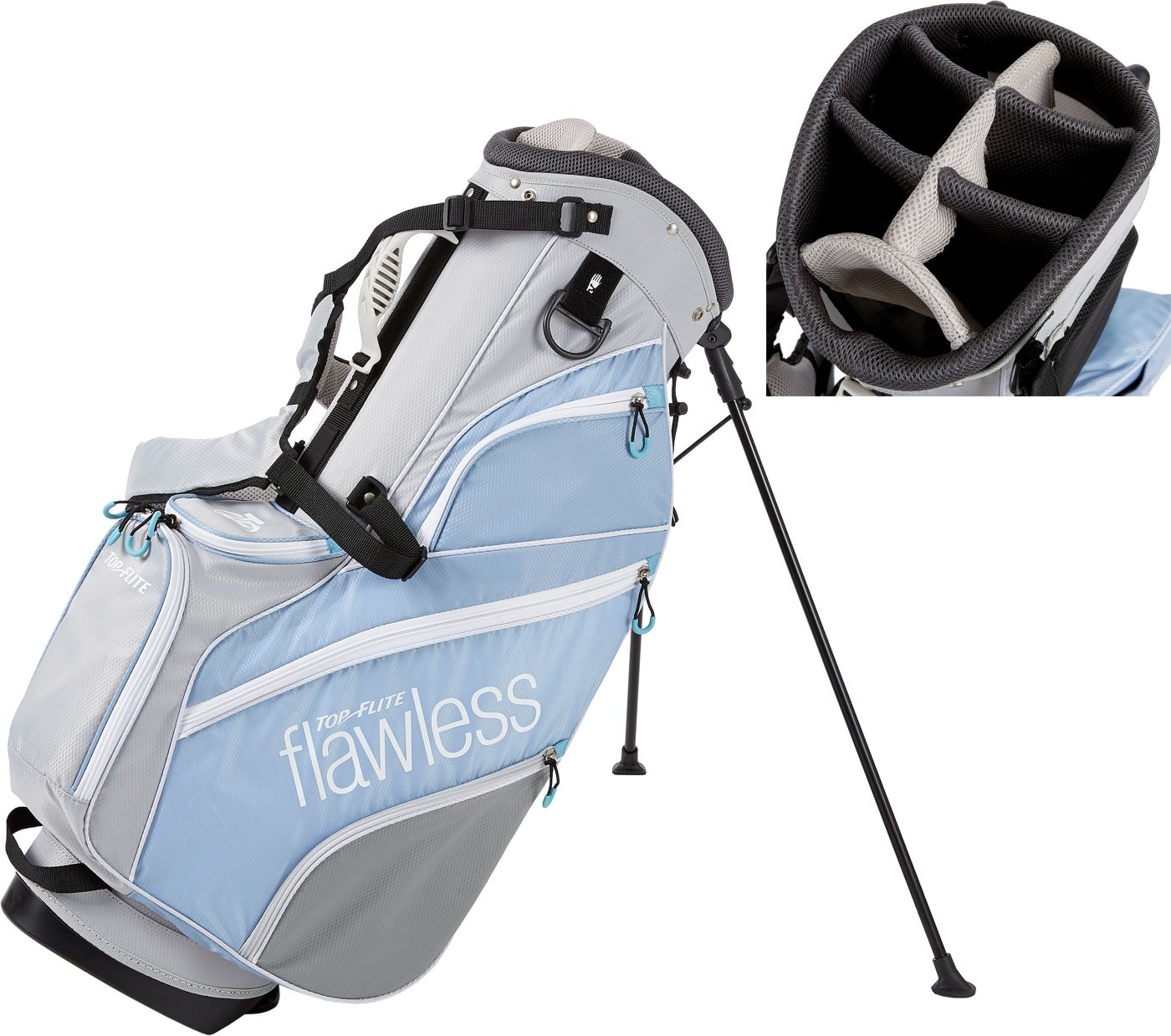 Top Flite Women's 2019 Flawless Golf Stand Bag