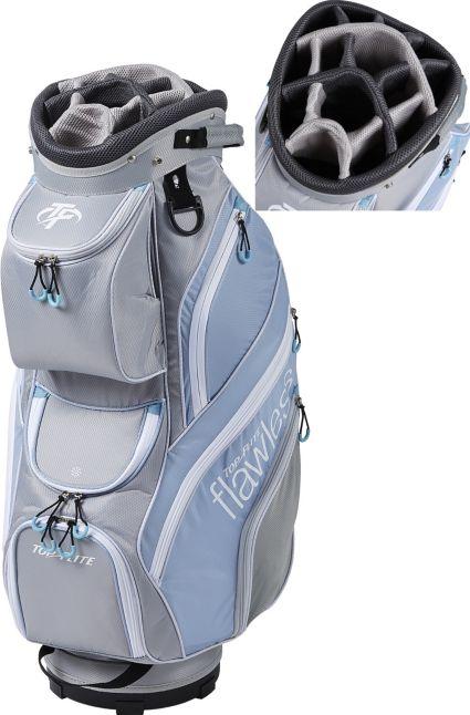 Top Flite Women's 2019 Flawless Golf Cart Bag