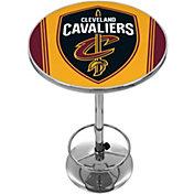 Trademark Global Cleveland Cavaliers Chrome Pub Table
