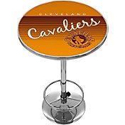 Trademark Global Cleveland Cavaliers Hardwood Classic Table