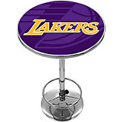 Trademark Global Los Angeles Lakers Logo Pub Table