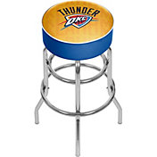 Trademark Global Oklahoma City Thunder Basketball Club Stool