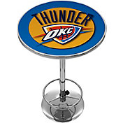 Trademark Global Oklahoma City Thunder Chrome Pub Table