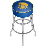 Trademark Global Golden State Warriors Basketball Club Stool