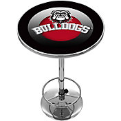 Trademark Global Georgia Bulldogs Honeycomb Pub Table