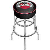 Trademark Global Georgia Bulldogs Honeycomb Bar Stool