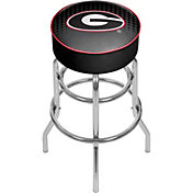 Trademark Global Georgia Bulldogs Reflection Bar Stool