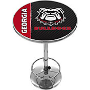 Trademark Global Georgia Bulldogs Text Pub Table