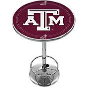 Trademark Global Texas A&M Aggies Chrome Pub Table