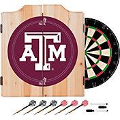 Trademark Global Texas A&M Aggies Dart Cabinet Set