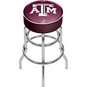 Trademark Global Texas A&M Aggies Padded Bar Stool