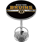 Trademark Global Boston Bruins Chrome Pub Table