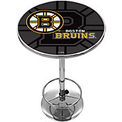 Trademark Global Boston Bruins Watermark Pub Table