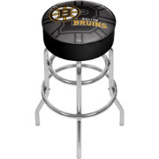 Trademark Global Boston Bruins Watermark Bar Stool