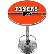Trademark Global Philadelphia Flyers Chrome Pub Table