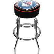 Trademark Global New York Rangers Throwback Bar Stool