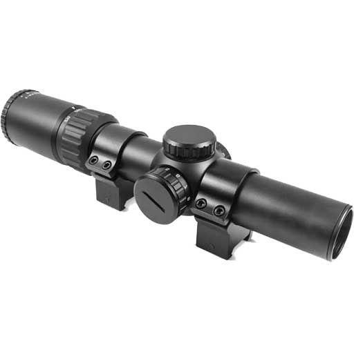 TruGlo Opti-Speed SCP 1-4x24mm Crossbow Scope