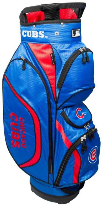 Team Golf Chicago Cubs Clubhouse Cart Bag