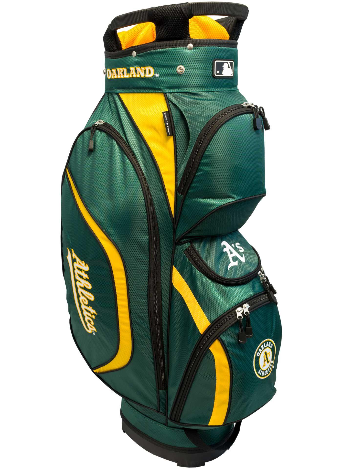 Team Golf Oakland Athletics Clubhouse Cart Bag