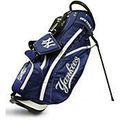 Team Golf New York Yankees Fairway Stand Bag