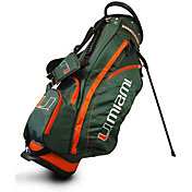 Team Golf Miami Hurricanes Fairway Stand Bag