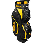 Team Golf Wyoming Cowboys Clubhouse Cart Bag