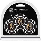 Team Golf Vegas Golden Knights Poker Chips Ball Markers - 3-Pack
