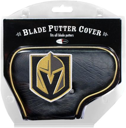Team Golf Vegas Golden Knights Blade Putter Cover