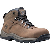 Timberland PRO Men's Flume Mid Waterproof Steel Toe Work Boots