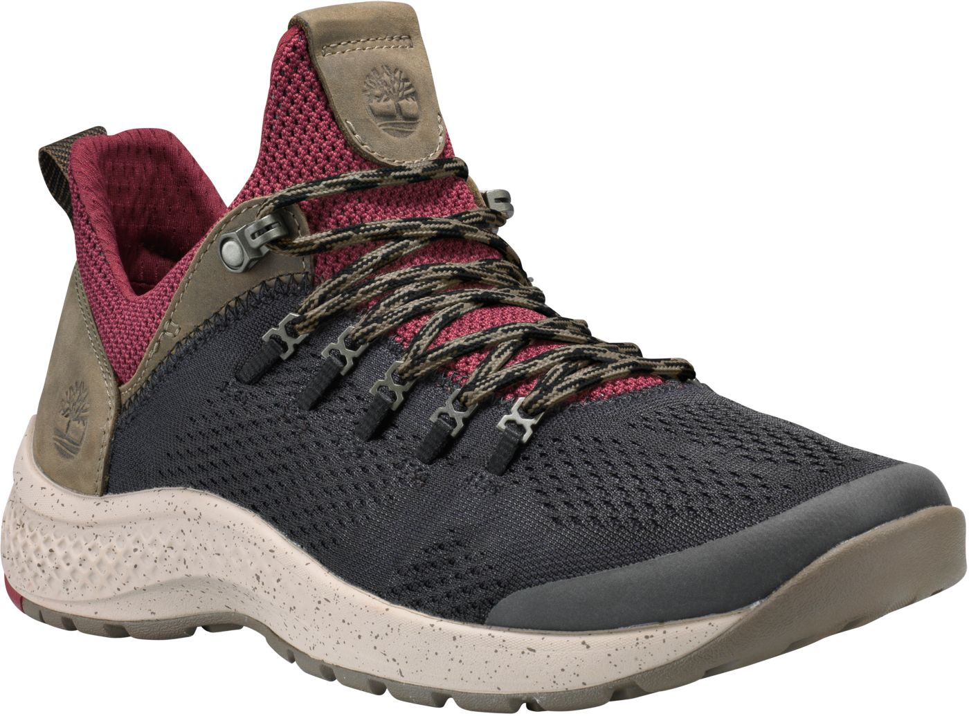 Timberland Men's FlyRoam Trail Mixed-Media Casual Shoes