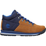 Timberland Men's GT Rally Mid Mixed-Media Casual Boots